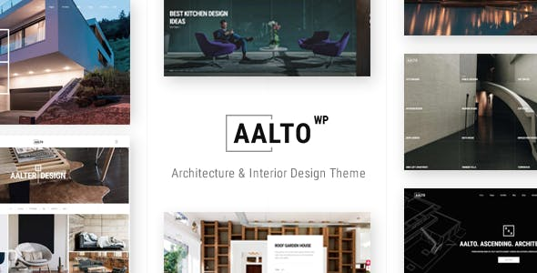 Aalto 1.5 NULLED WordPress Theme