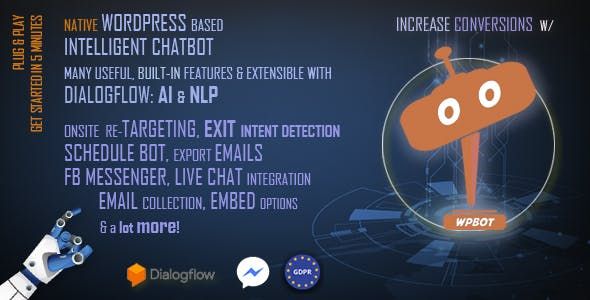 ChatBot for WordPress v10.4.7
