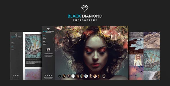 Diamond 2.4.8 NULLED WordPress Theme