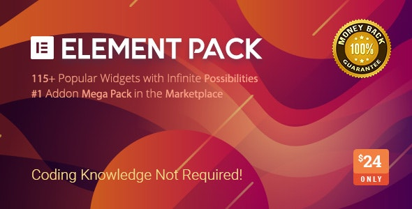 Element Pack v5.6.3 – Addon for Elementor Page Builder
